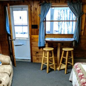 Michigamme Marquette County Resort Studio Rental