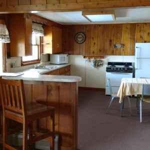 Full Kitchen Michigamme Marquette County Resort Rental